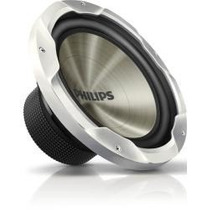 Subwoofer Philips - Csp 1200 -1600w Pmpo -400w Rms - 12 Pol.