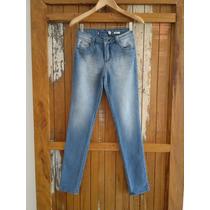 Calça Jeans Skinny Cintura Alta Hering
