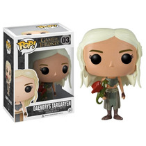 Game Of Thrones - Daenerys Targaryen Khaleesi Dracarys Pop