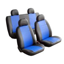 Capas De Courvin Azul Para Bancos Automotivos - Frete Grátis