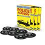 Loucademia De Policia - Coleção 1-7 [blu-ray] Uk Frete Grati