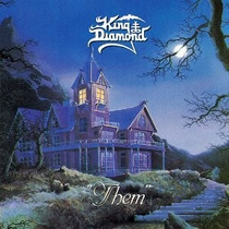 Cd King Diamond Them - Usa + 2 Bonus