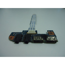 Placa Filha Usb/audio Notebook Acer Aspire 4551/4741 Séries