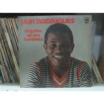 Lp Jair Rodrigues Orgulho De Um Sambista