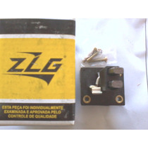 Porta Escova C/ Regulador Alternador Bosch Vw Ar
