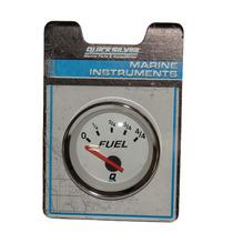 Relógio Medidor De Nível De Combustível Quicksilver 12v
