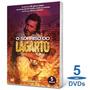 Novela Sorriso De Lagarto Em 5 Dvds - Frete Gratis