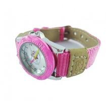 Relógio Infantil Hello Kitty Rosa Infantil