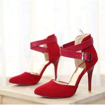 Sapato Salto Alto Feminino - Maravilhoso - Importado