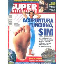Super Interessante: Acupuntura Funciona / Fundo Do Mar