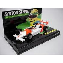 1:43 Minichamps A. Senna Ralt Toyota F3 Inglesa Formula 1