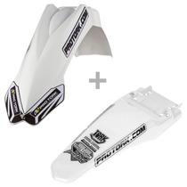 Kit Paralama Dianteiro E Traseiro Mx2 Universal Pro Tork