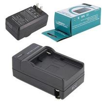Carregador De Bateria S007 Panasonic Dmc-tz1 Tz2 Tz3 Tz4 Tz5