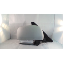 Retrovisor Direito Mitsubishi Pajero Full Pisca Luz Cortesia