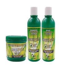 Kit Crece Pelo (shampoo+condicionador+mascara)