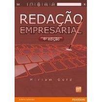 Redação Empresarial - 4ª Edição Gold, Miriam Pearson (edição