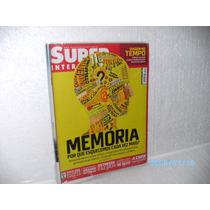 Revista Super Interessante Edição 264 (memória) Ano 2009
