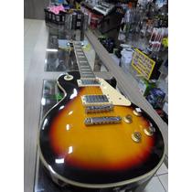 Guitarra Les Paul Strinberg Clp 79 Mod. 2016! Gibson+ Brinde