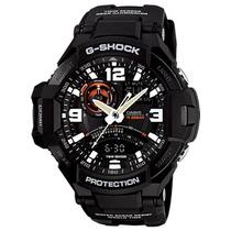 Casio G-shock Ga-1000-1a Gravithy Defier Garantia 02 Anos