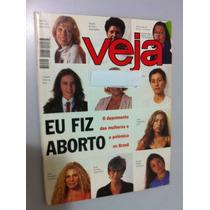 Revista Veja Nº 1513 Aborto Edward Wilson Princesa Diana Fé