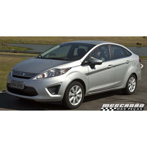 Tampa Traseira New Fiesta Sedan 2011