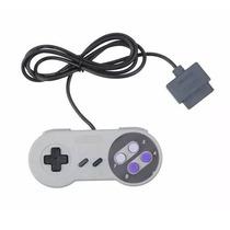 Controle Joystick Para Video Game Super Nintendo