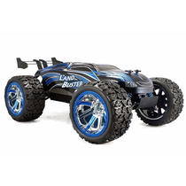 Carro New Nqd Land Buster 4wd 1/12 2.4ghz Off-road Azul Rtr