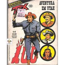 Tex N° 100 Editora Vecchi Aventura Em Utah