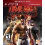 Tekken 6 - Ps3 - Original - Lacrado - Pronta Entrega