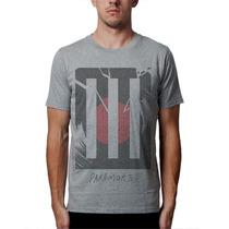 Camiseta Paramore Hayley Blusas Moletom Regata Bandas Rock