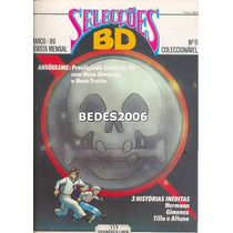 Selecões Bd 1ª Série Nº 11 - Meribérica - Ano 1989