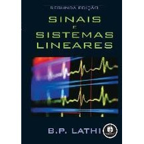 Sinais E Sistemas Lineares - 2ª Ed. 2007 Lathi, B. P. Bookma