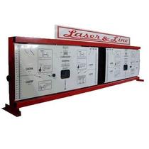 Alinhador De Direção Tek Line Laser&line