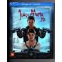 Blu-ray 3d +2d João E Maria - Caçadores De Bruxas Com Luva