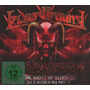 Cd/dvd Bloodbound One Night Of Blood {import} Novo Lacrado