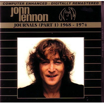 **john Lennon **journals Vol.1 Part 1-1968/74-box Set**