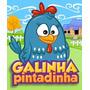 Tablet Infantil Multifunções Da Galinha Pintadinha Educativo