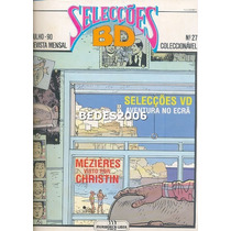 Selecões Bd 1ª Série Nº 27 - Meribérica - Ano 1990