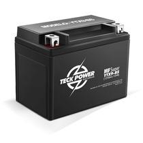 Bateria De Gel Selada Yamaha Xt600 Ytx9-bs 8ah Teck Power