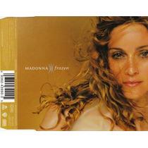 Cd Maxi Madonna - Frozen, Importado , 5tracks