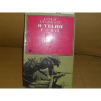 Livro-o Velho E O Mar Ernest Hemingway Frete Gratis