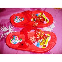 Sandálias Femininas Da Moranguinho Novas 24,25,26,28,29