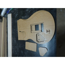 Kit Gabaritos - Music Man Axis - Templates - Luthier
