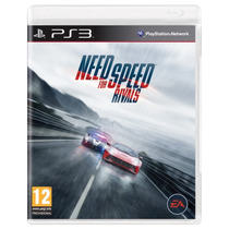 Need For Speed Rivals - Codigo Psn - Port - Ps3 - Zell Games