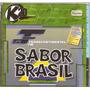 Cd Transcontinental - Sabor Brasil - Novo***