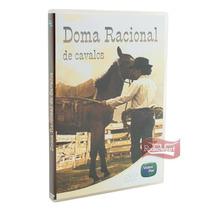 Dvd Doma Racional De Cavalos