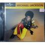 Cd - Michael Jackson - Classic
