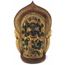 Ganesha Indiana Estatua Estatueta Escultura Deusa 54 Cm