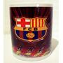 Caneca Barcelona Campeonato Espanhol Alça De Bola De Futebol