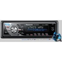 Traseira Do Radio Panasonic Cq-c3305l Nova Testada S Chicote